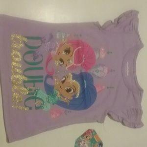 Shimmer and Shine, 4T  short sleeve t-shirt